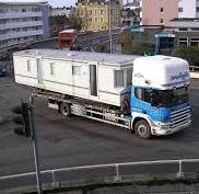 mobile home truck