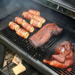 Make your barbecue special with a smoker grill