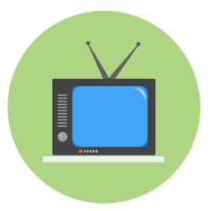 icon for TV